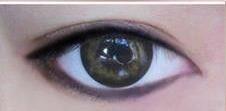 Виды стрелок для азиатских глаз