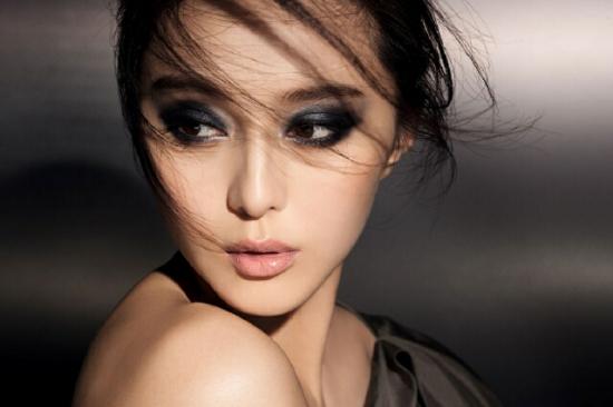 Смоки айс для азиатских глаз