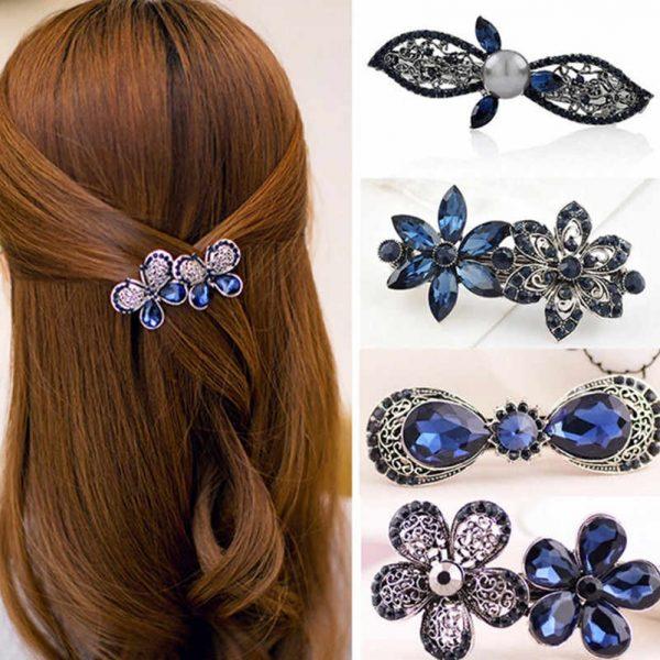 Стильные аксессуары для волос 2019