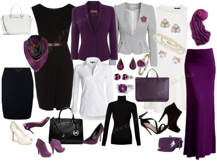 Аксессуары для базового гардероба женщины 30 лет