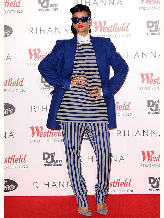 рианна стиль одежды фото 2012
