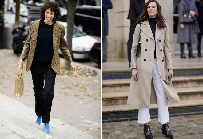 французский стиль в одежде для женщин