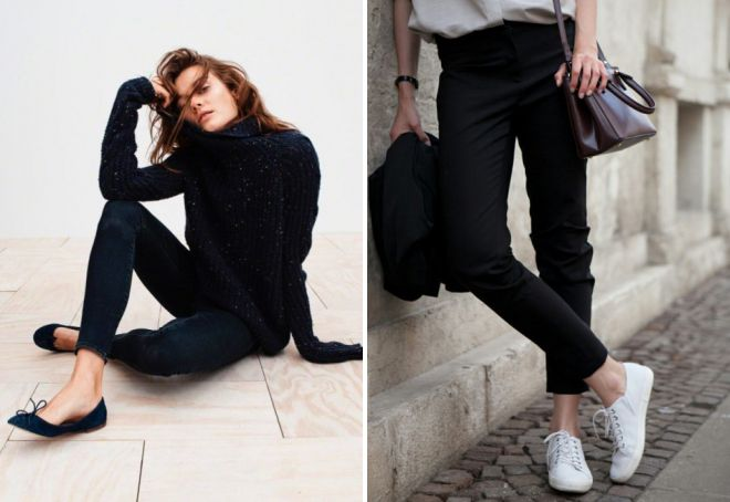 обувь в французском стиле