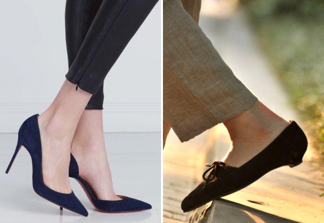 туфли французский стиль