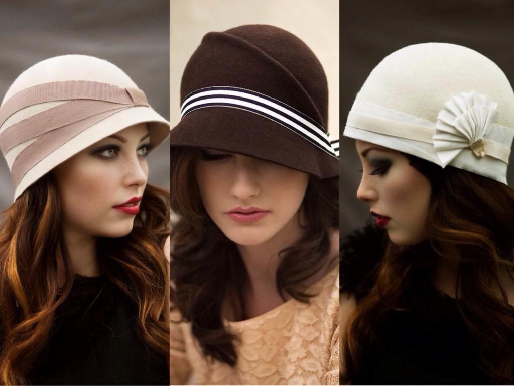 шляпа Клош