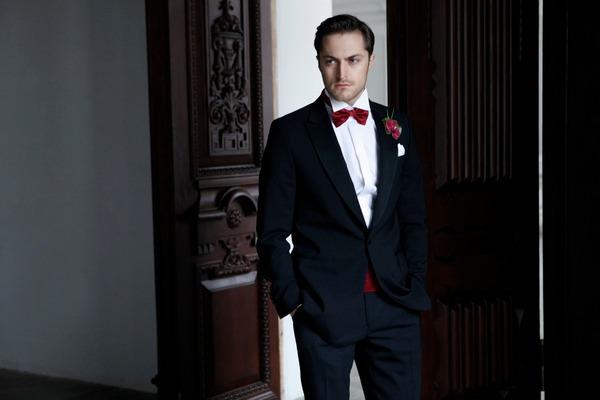 Black Tie для мужчин. Фото с сайта kinomoda.com