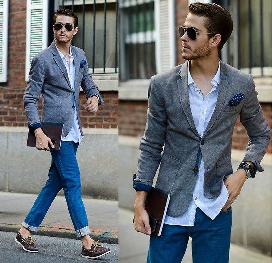Стиль smart casual