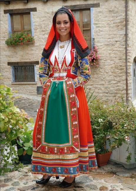 Национальный костюм Италии - советы и рекомендации от Krasota4All.ru