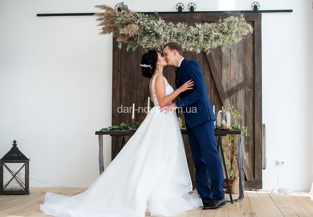 свадебное платье тренды
