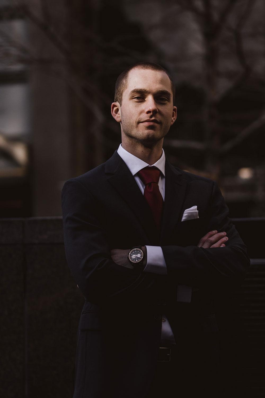 Бизнес стиль для мужчин