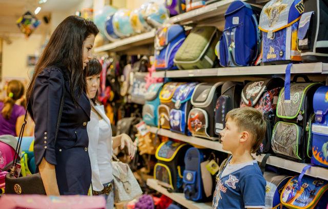 Выбрать школьный рюкзак