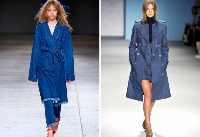 джинсовое пальто красиво или нет