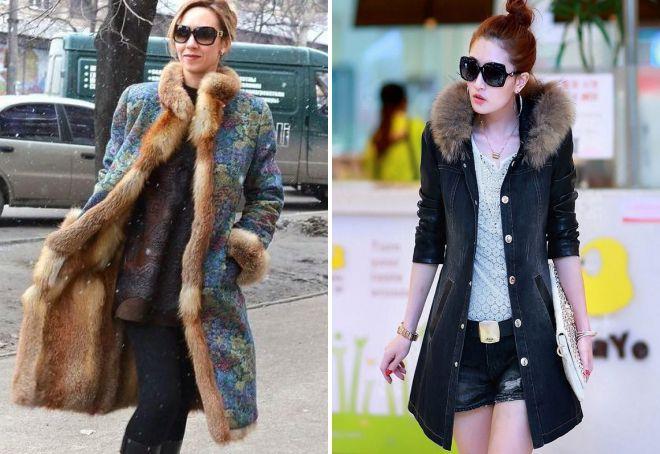 джинсовое пальто 2018 модные тенденции
