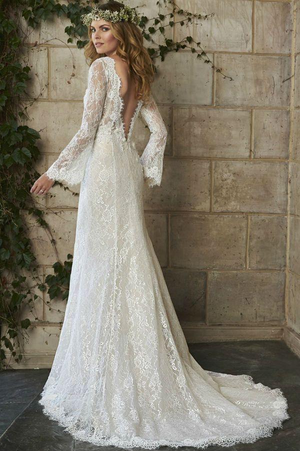Гипюровое свадебное плате фото