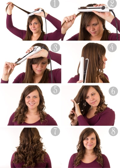 Кудри на короткие волосы. Фото, как сделать утюжком, плойкой, бигуди и без, легкие, крупные, косичками
