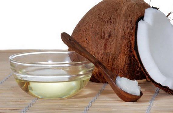 Масло кокоса и кокосовый орех