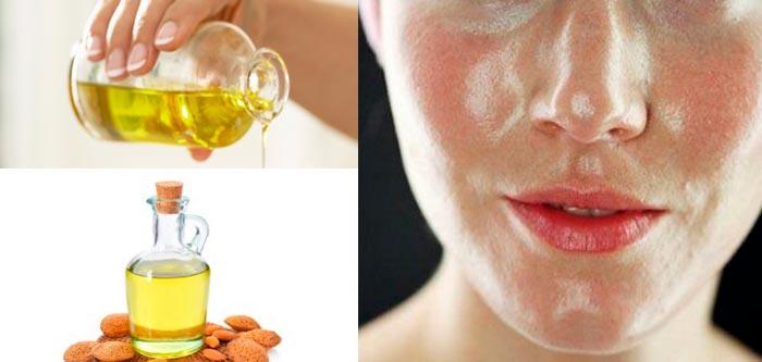 миндальное масло для лица и от морщин