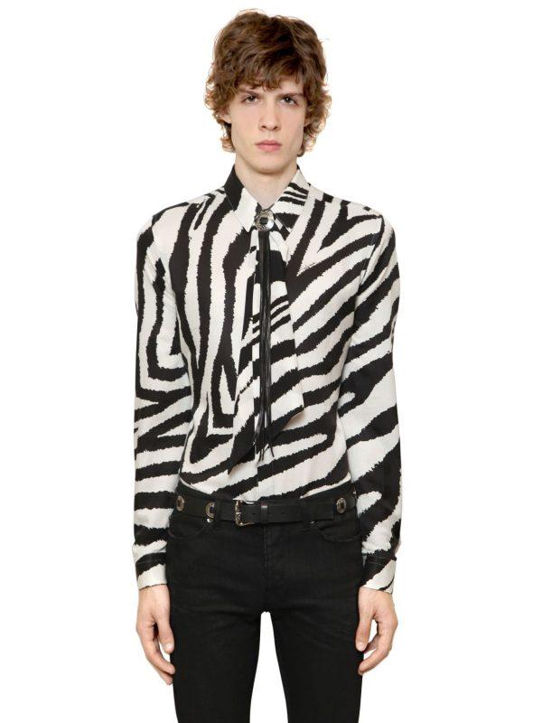 Модные мужские рубашки 2019
