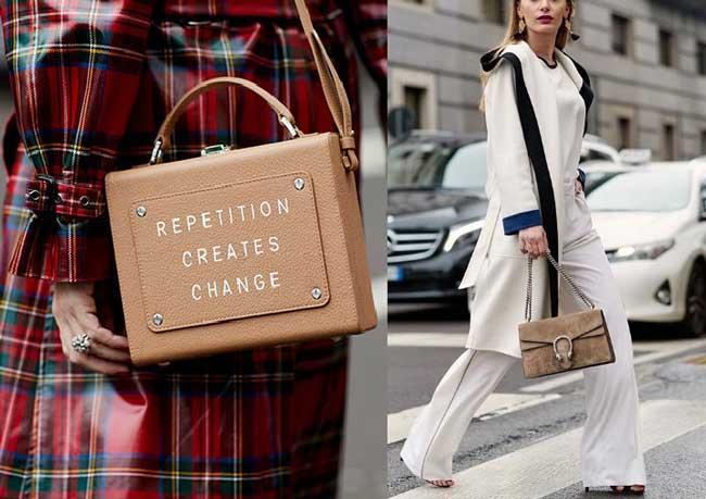 Всегда в моде и стильная: как носить бежевый