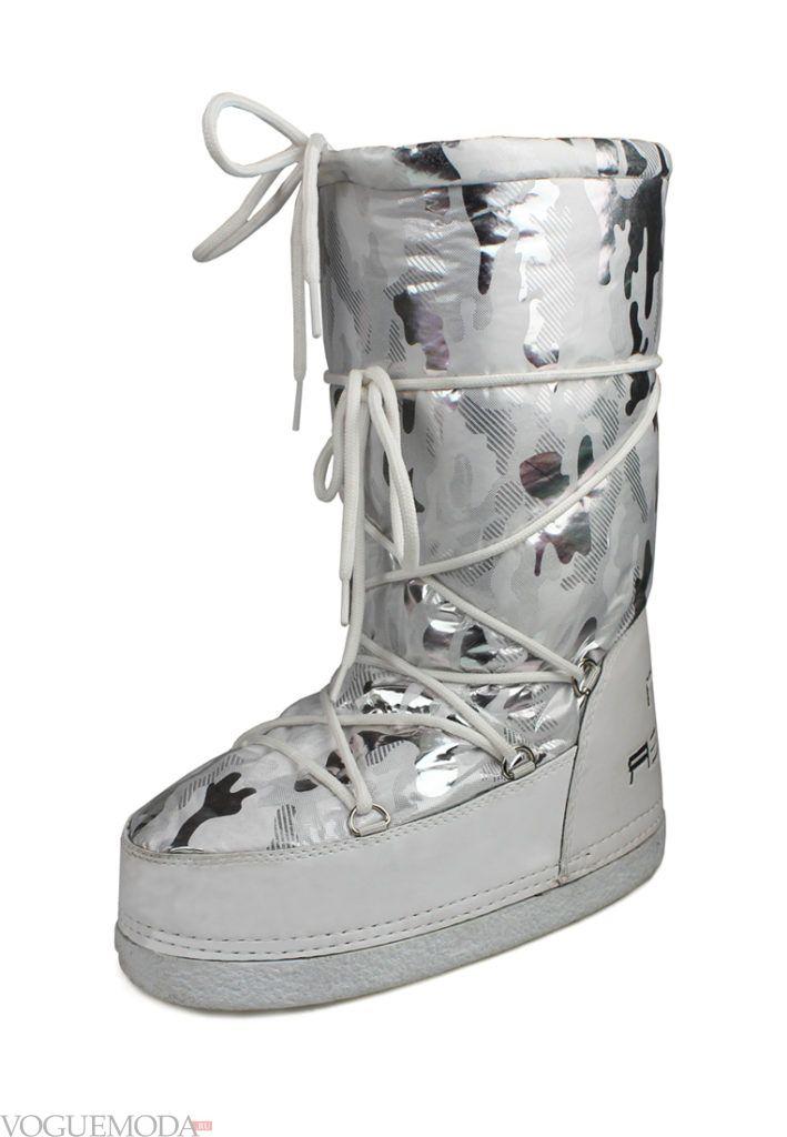 луноходы зимние серебро
