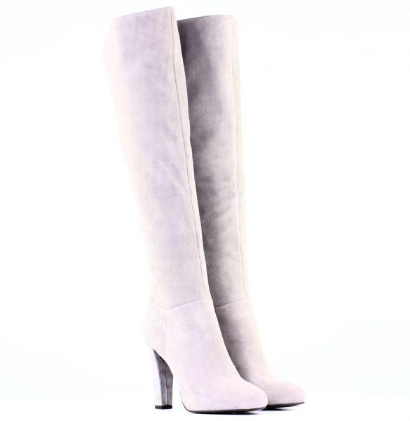 белые зимние сапоги на каблуке