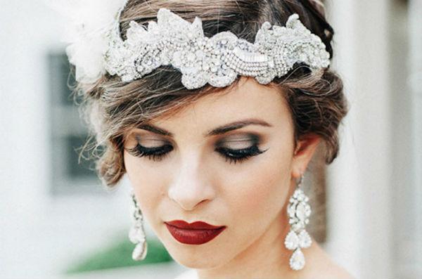 Свадебный макияж 2019: модные тенденции и фото невест