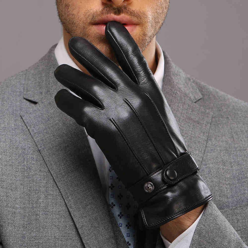 Классические мужские перчатки