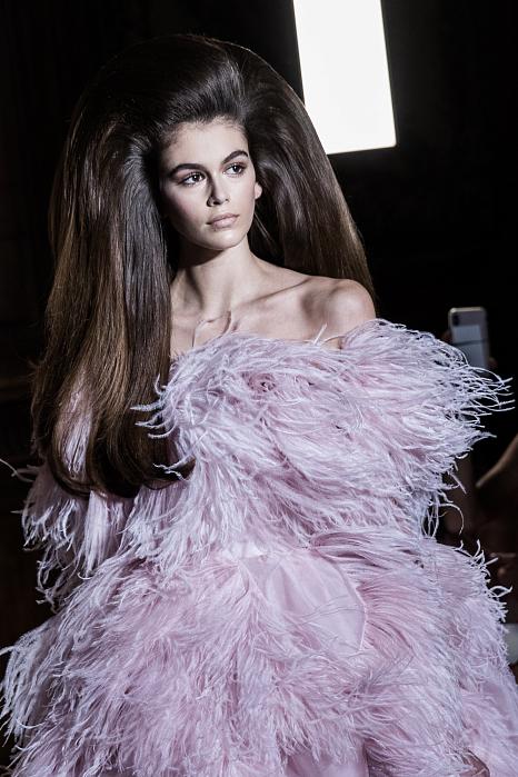 Все подробности показа Valentino Haute Couture 2018/2019 фото № 2