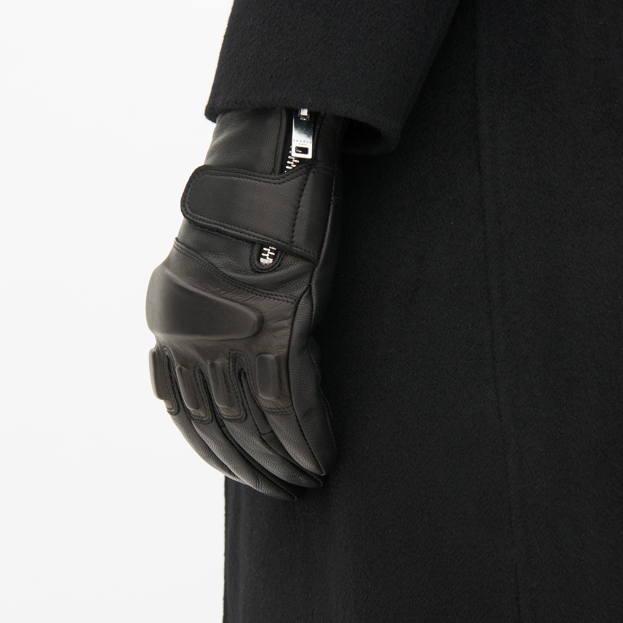 Мужские перчатки с подогревом