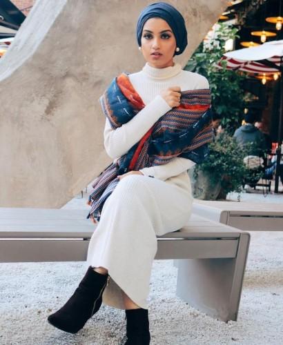 коллекция мусульманских нарядов мода тренд новинки
