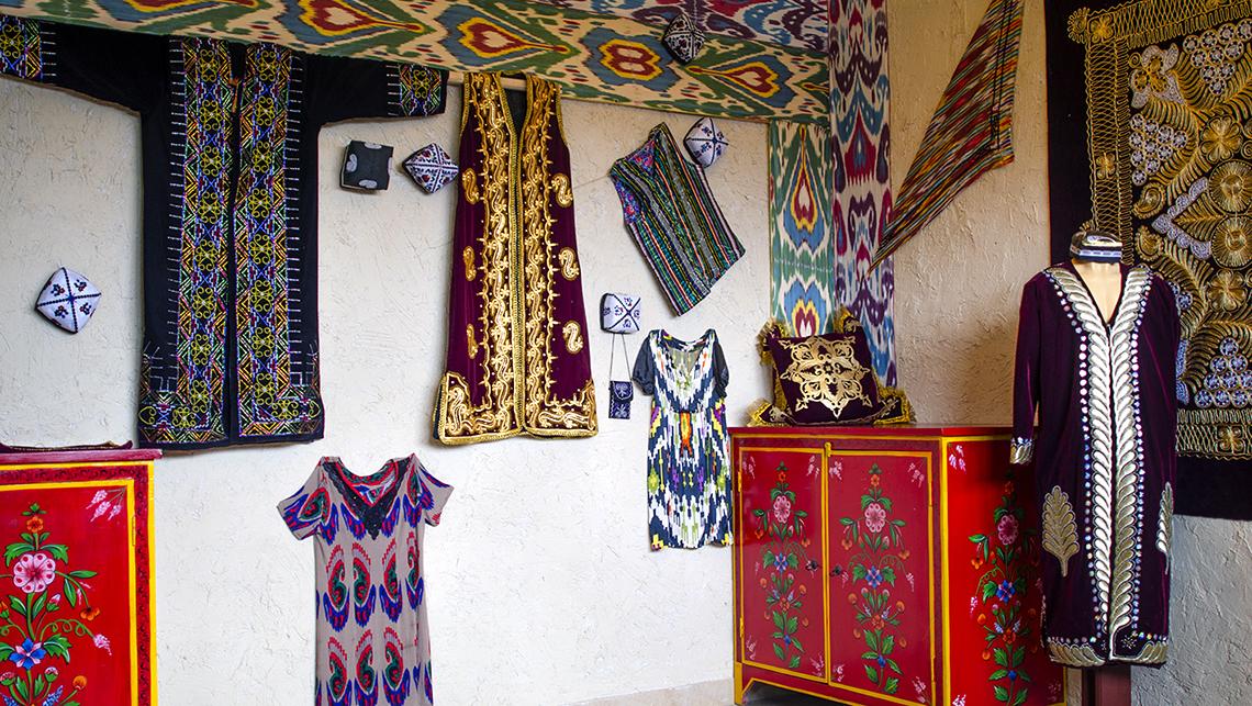 Музей Узбекистана в ЭТНОМИРе