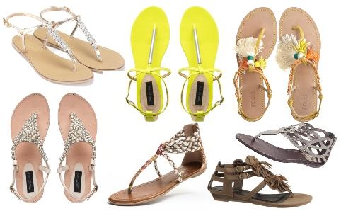 Как выбрать сандали? С чем носить сандали?