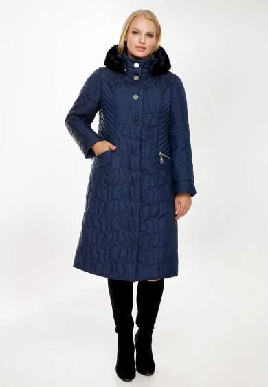 Расклешенное стеганое женское демисезонное пальто - Блог/Фаворитти