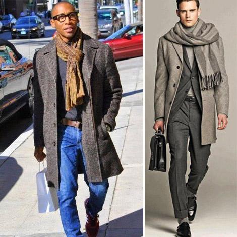 Мужчины-в-сером-пальто