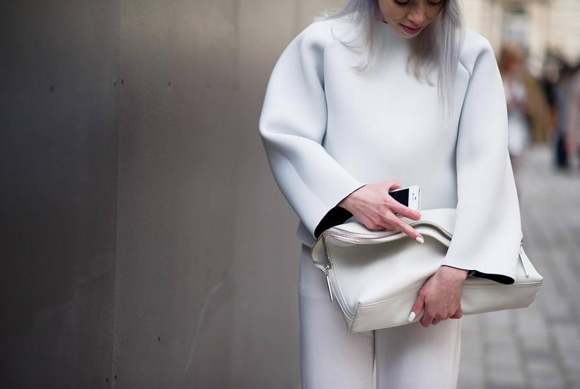 Минимализм в одежде женщины: список вещей