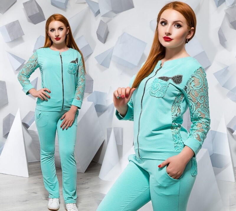 кружевные вставки - модный тренд