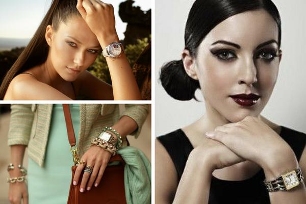 Стильные советы при выборе женских наручных часов