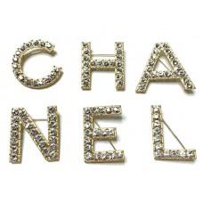Комплект брошек Chanel Z7500-luxe11R