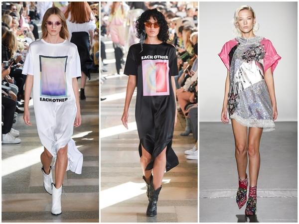 Модные туники 2019
