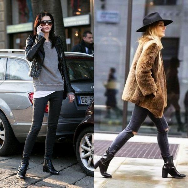 Ботильоны 2019: модные тенденции