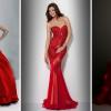 Выбор для самых смелых — красное свадебное платье